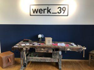 Werkbank im Werk 30