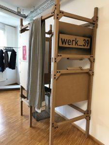 Feedback-Raum im Werk 39
