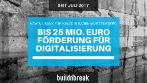 ERP Digitalisierungskredit und Innovationskredit