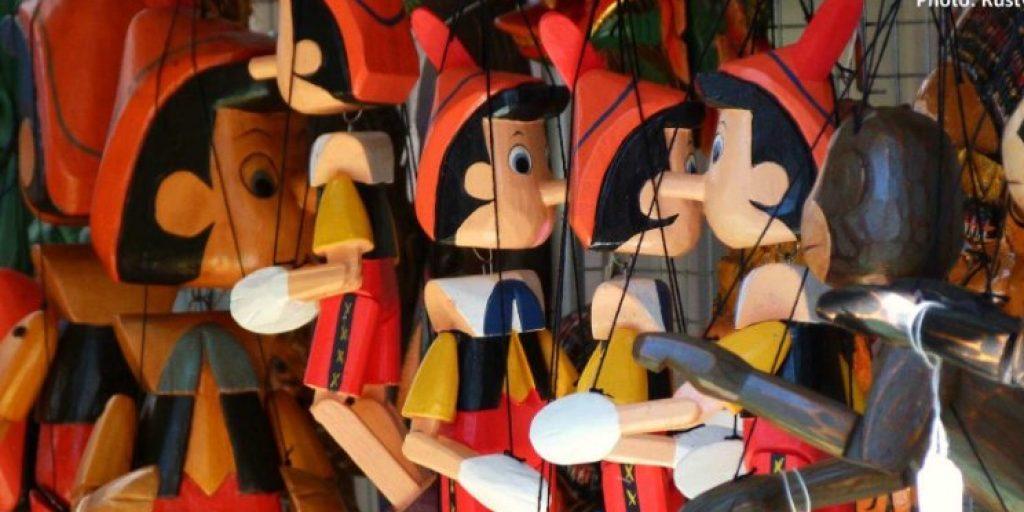 Pinochio-Arbeitszeugnis